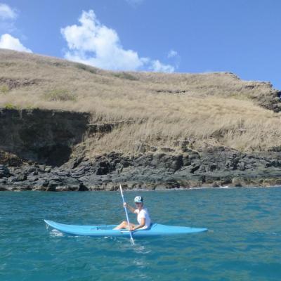 Kayak îles Marquises